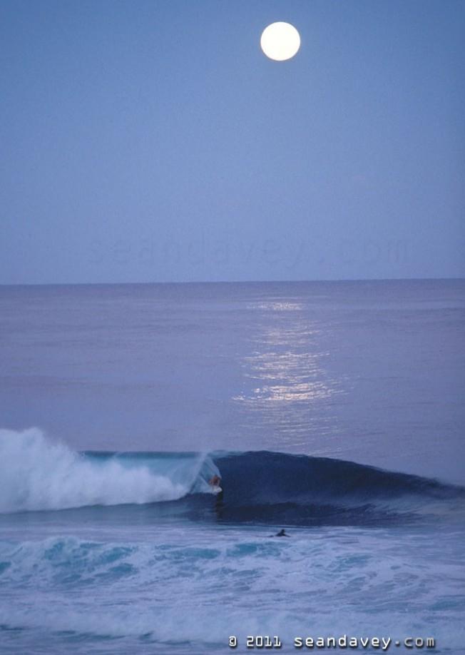 Surf lune